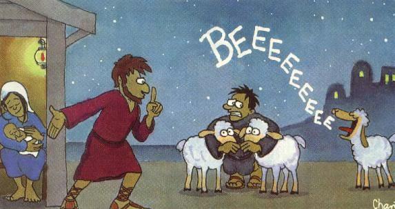 Pastores humor